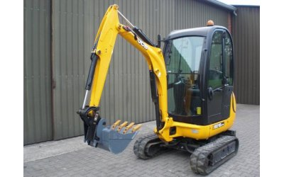 Mini escavatore jcb 8018cts