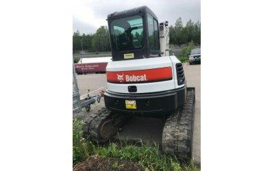 Bobcat e50 / 2565 ore /...