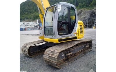 New holland e 135 sr