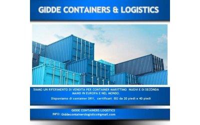 Container marittimo di...