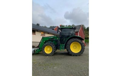 John deere 6130r ultimate...
