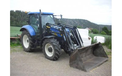 Trattore new holland 6070 t