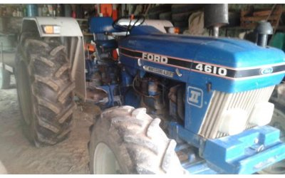 Ford n.holland4610 1500 ore...