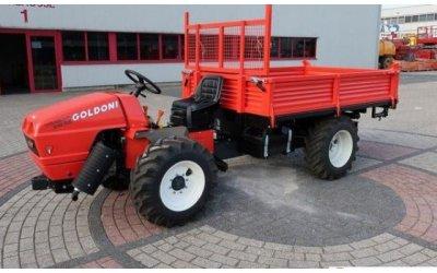 Goldoni transcar 28rs utility...