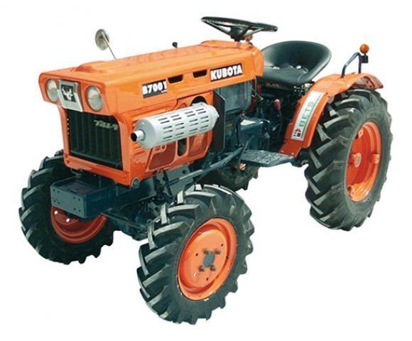 Macchine agricole usate trattori usati ed attrezzature for Trattori kubota