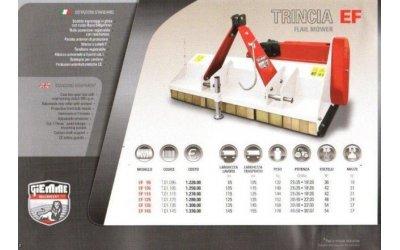 Trincia ef cm 115 giemme