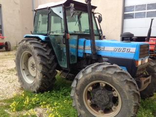 Landini landini 9060 trattore gommato pochi segni d 39 uso for Consorzio agrario piacenza trattori usati