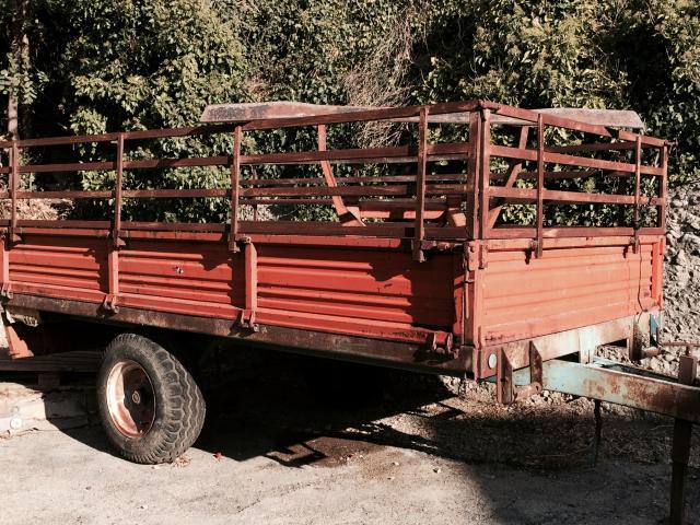 Macchine trattori e attrezzature agricole usate for Lochmann rimorchi usati