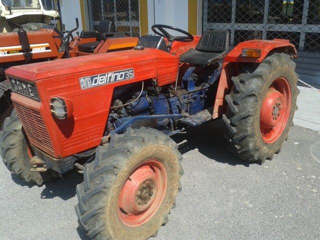 Trattori usati viterbo for Vendita trattori usati lazio