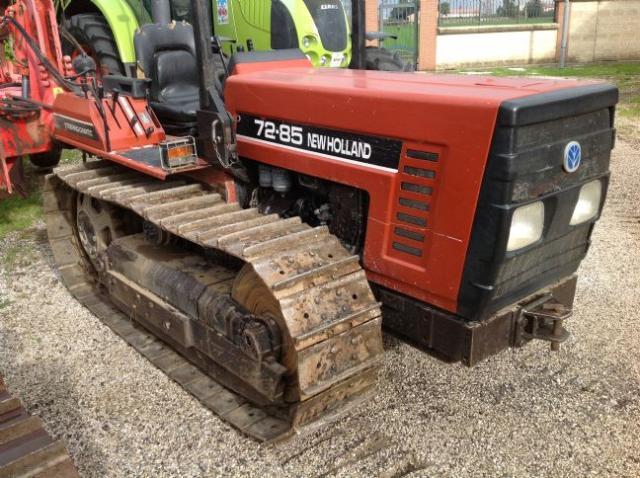 Macchine agricole usate trattori usati ed attrezzature for New holland 72 85