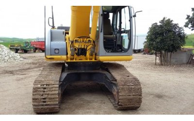 Escavatore new holland e245
