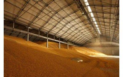 Stoccaggio grano