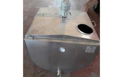 Vasche refrigerate per latte