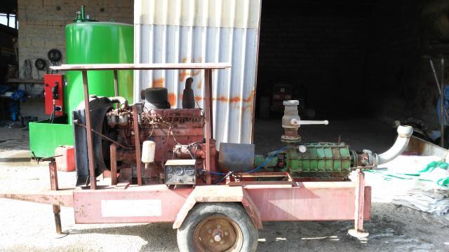Macchine agricole usate trattori usati ed attrezzature for Girandole per irrigazione