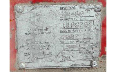 Martello idraulico per...