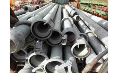 Tubi per irrigazione zincati