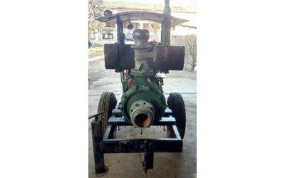 Motopompa con motore