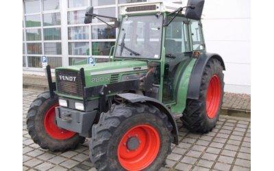 Trattore agricolo fendt 280 s